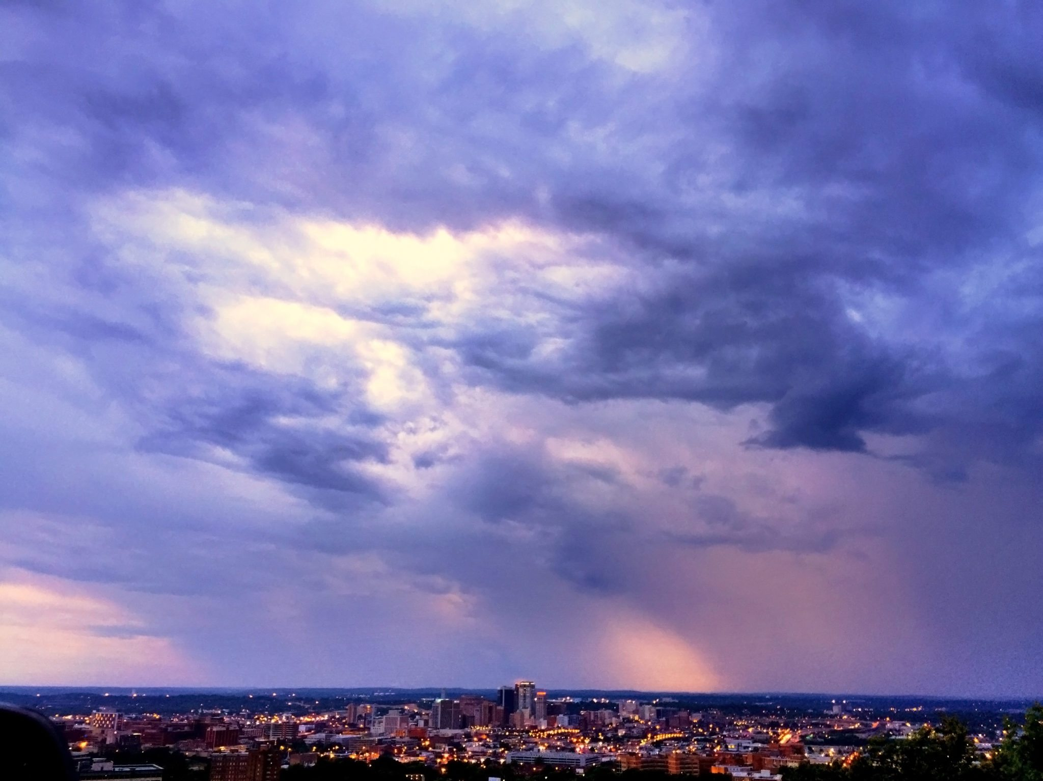 Dark and Stormy Night | Picture Birmingham
